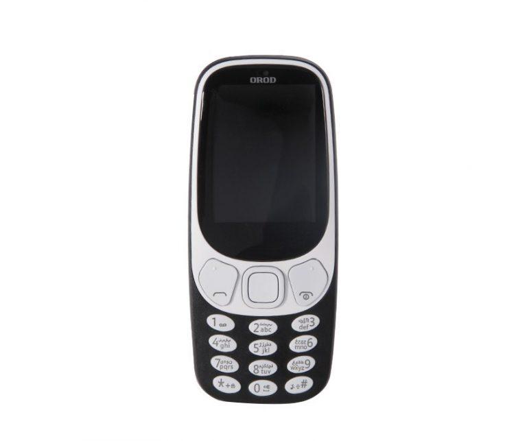 گوشی موبایل ارد مدل 3310