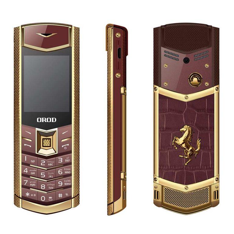 گوشی موبایل ارد مدل Empire