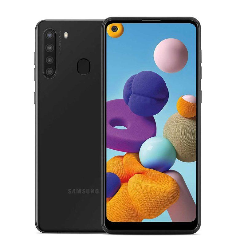 گوشی موبایل سامسونگ مدل Galaxy A21 ظرفیت 32 گیگابایت