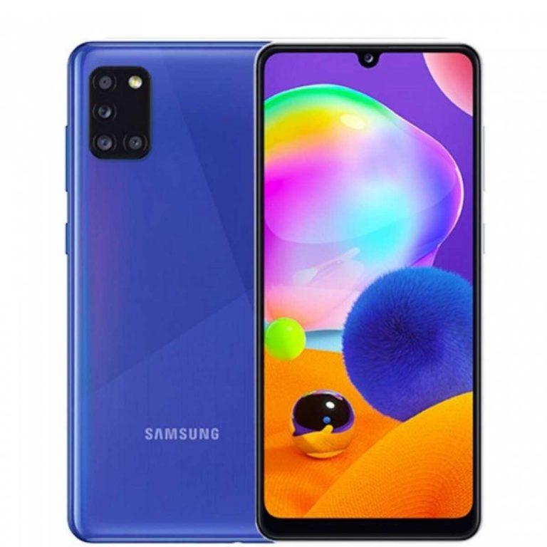 گوشی موبایل سامسونگ مدل Galaxy A31 ظرفیت 128 گیگابایت