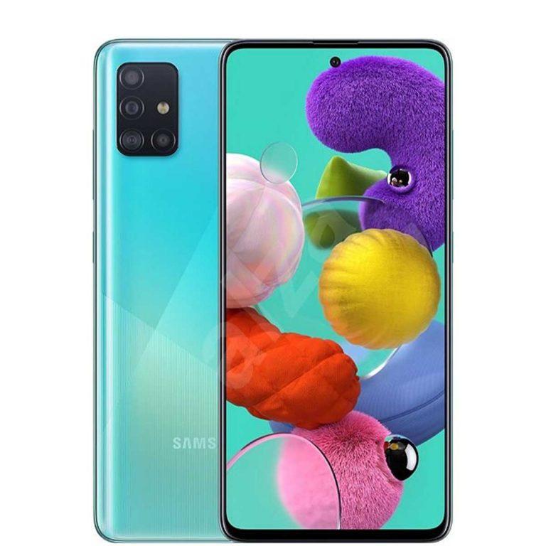 گوشی موبایل سامسونگ مدل Galaxy A51 ظرفیت 128 گیگابایت