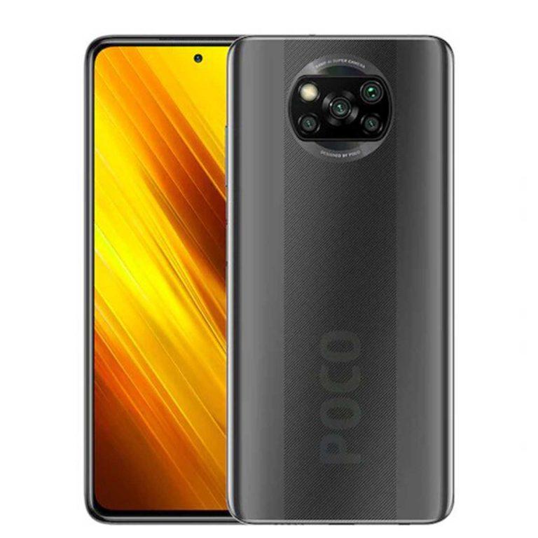 گوشی موبایل شیائومی مدل POCO X3 ظرفیت 64 گیگابایت رم 6 گیگابایت