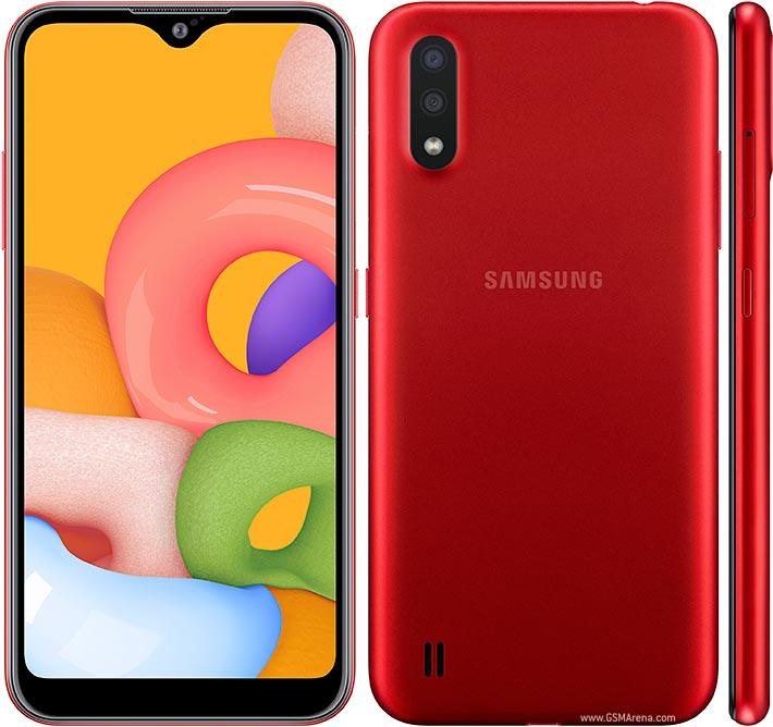 گوشی موبایل سامسونگ مدل Galaxy A01 ظرفیت 16 گیگابایت