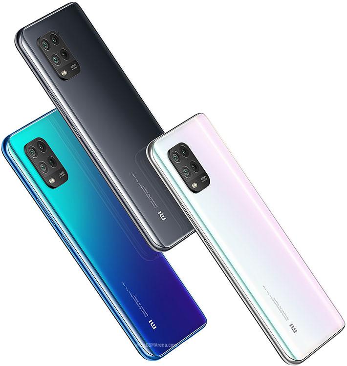 گوشی موبایل شیائومی مدل Mi 10 Lite 5G ظرفیت 128 گیگابایت رم 6 گیگابایت