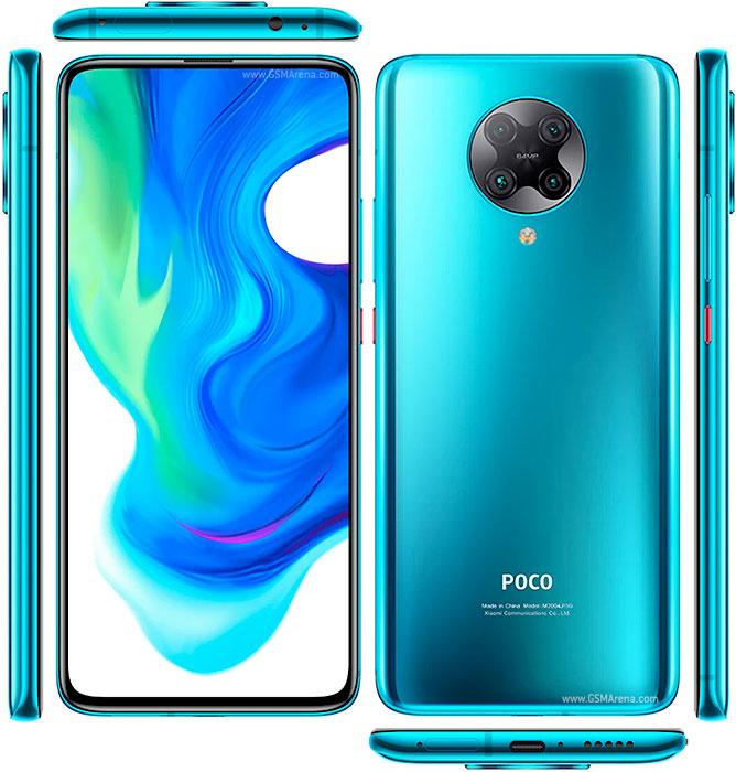 گوشی موبایل شیائومی مدل POCO F2 Pro ظرفیت 128 گیگابایت