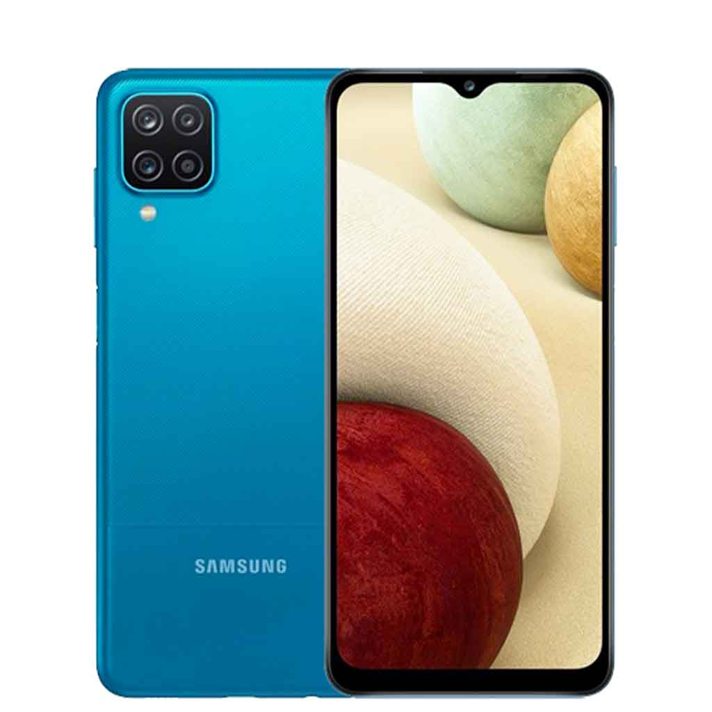 گوشی موبایل سامسونگ مدل Galaxy A12 ظرفیت 64 گیگابایت
