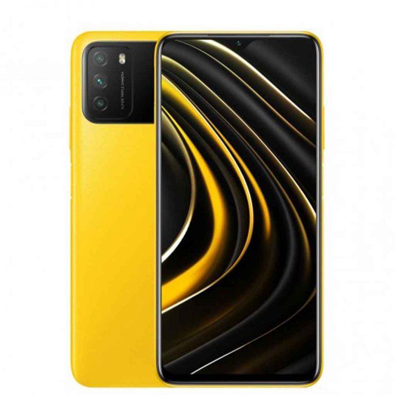 گوشی موبایل شیائومی مدل POCO M3 ظرفیت 128 گیگابایت رم 4 گیگابایت