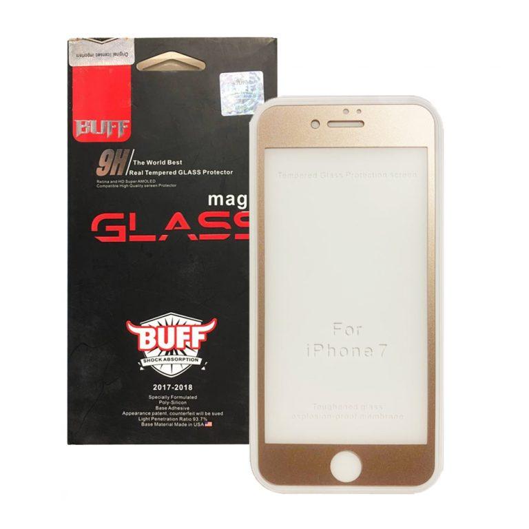 محافظ صفحه نمایش بوف مدل MGI7 مناسب برای گوشی موبایل اپل iPhone 7
