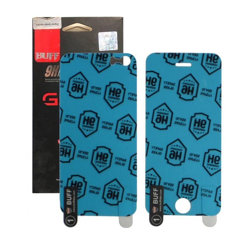 محافظ صفحه نمایش بوف مدل GNI5SE-FB مناسب برای گوشی موبایل اپل iPhone 5SE