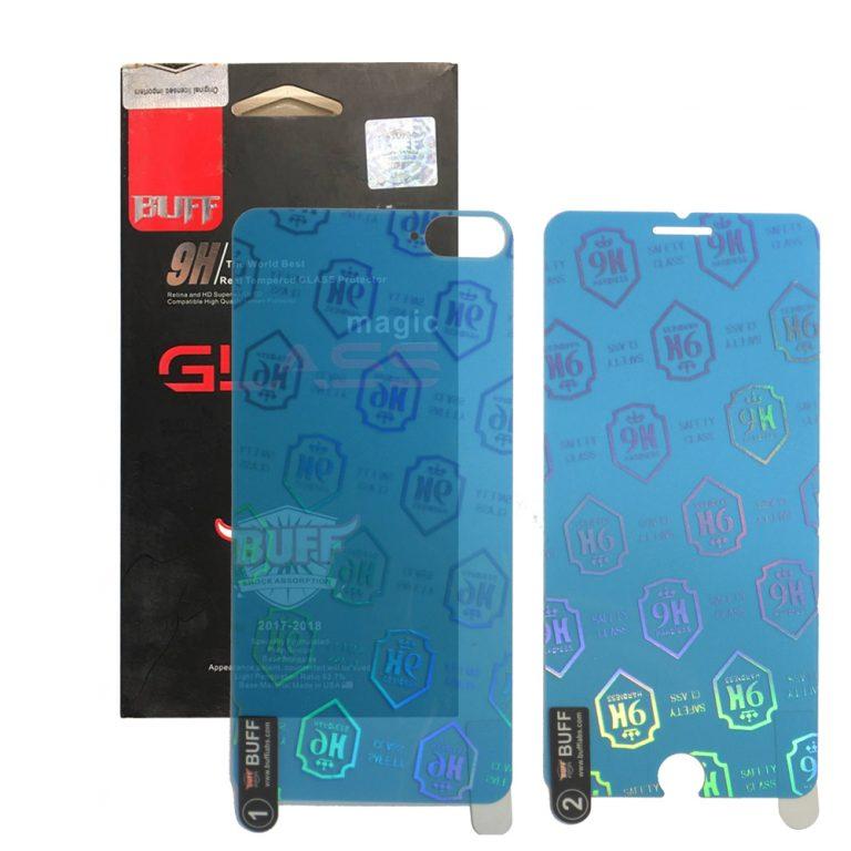 محافظ صفحه نمایش بوف مدل NPI8P-FB مناسب برای گوشی موبایل اپل iPhone 8 Plus