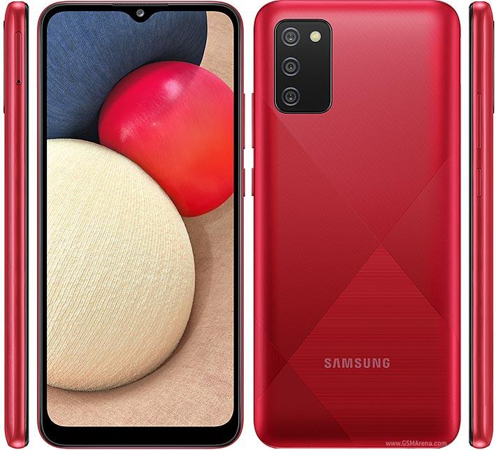گوشی موبایل سامسونگ مدل Galaxy A02S ظرفیت 64 گیگابایت