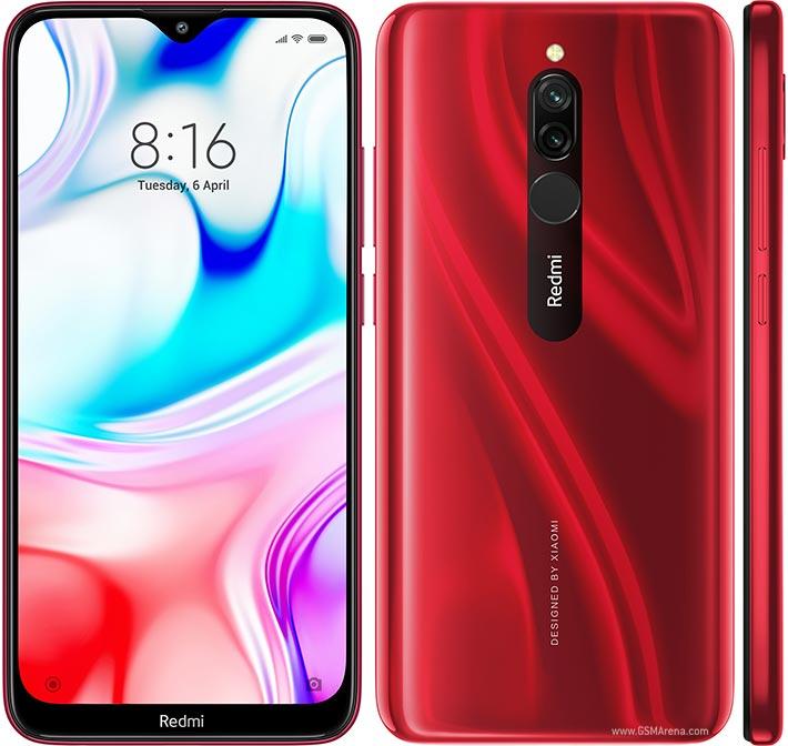 گوشی موبایل شیائومی مدل Redmi 8 ظرفیت 64 گیگابایت