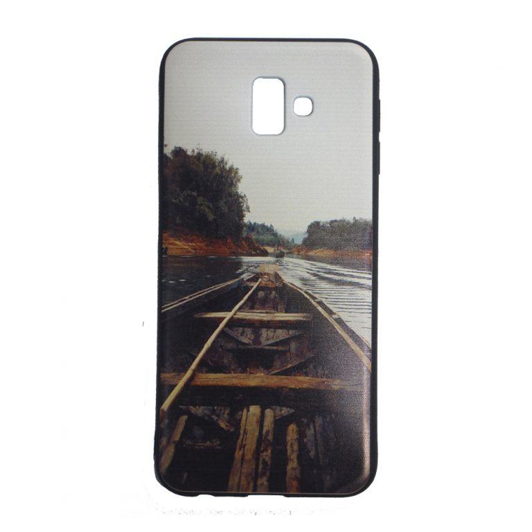 کاور مدل FC1GJ6P مناسب برای گوشی موبایل سامسونگ Galaxy J6 Plus