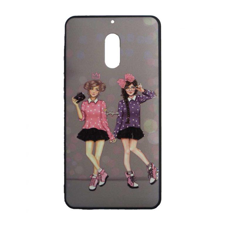 کاور مدل FC1N6 مناسب برای گوشی موبایل نوکیا 6