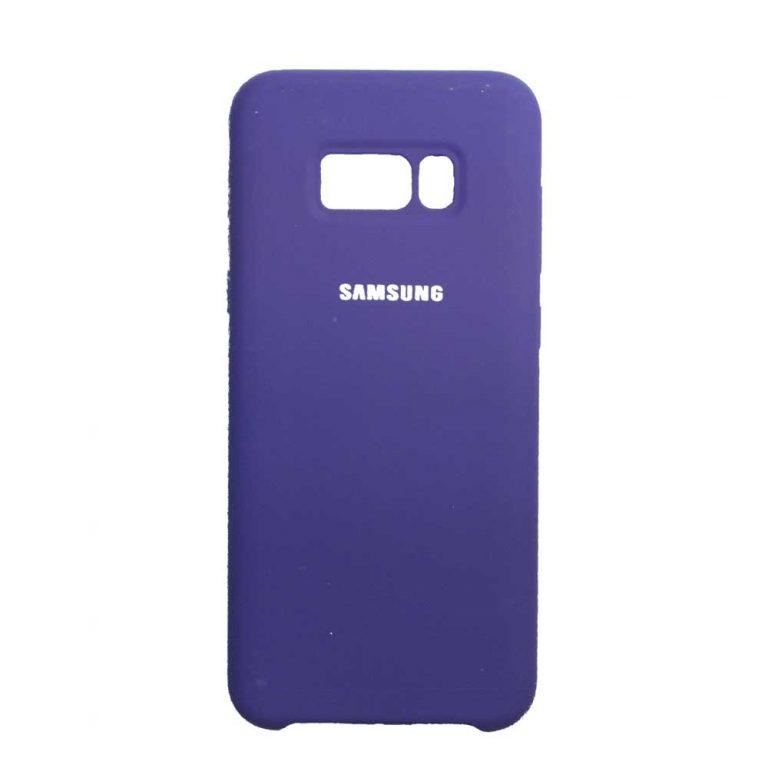 کاور سیلیکونی مدل FCS1GS8P مناسب برای گوشی موبایل سامسونگ Galaxy S8 Plus