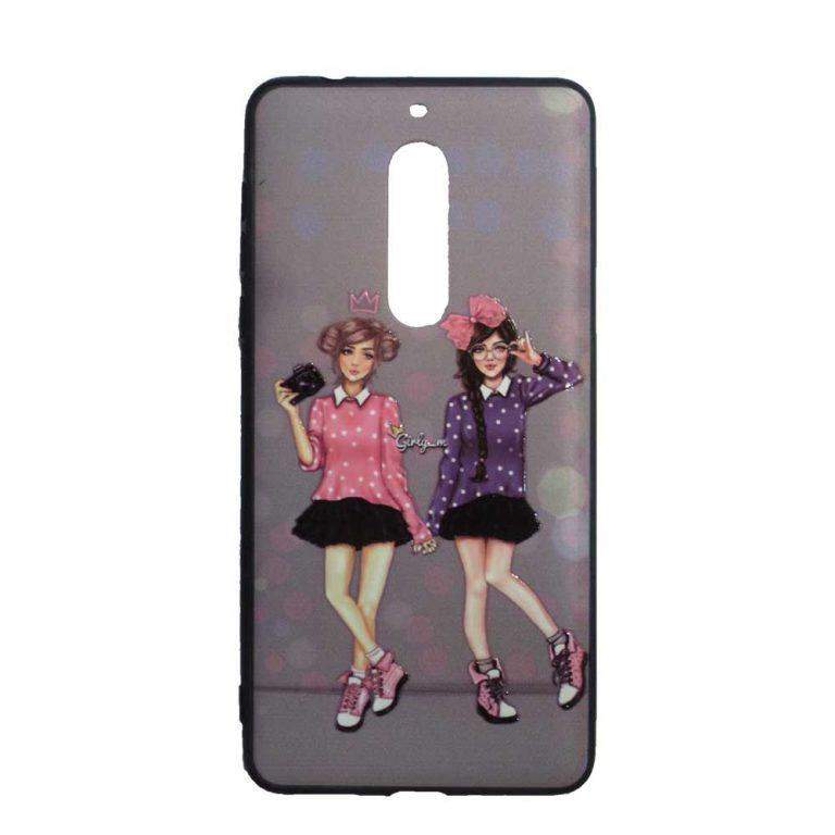 کاور مدل FC12N5 مناسب برای گوشی موبایل نوکیا 5