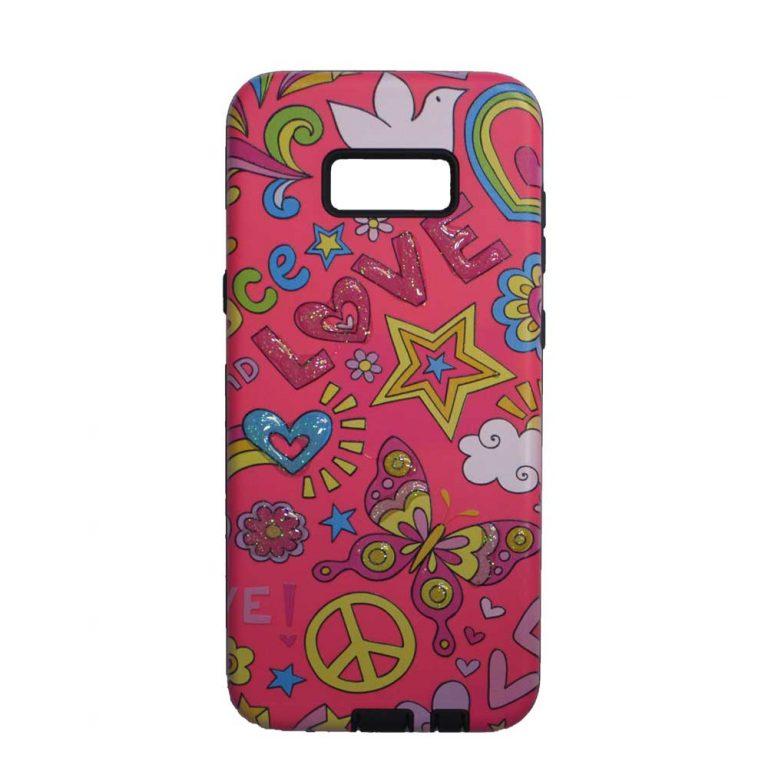 کاور مدل FC2GS8P مناسب برای گوشی موبایل سامسونگ Galaxy S8 Plus
