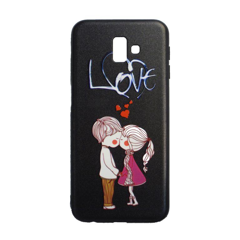 کاور مدل FC4GJ6P مناسب برای گوشی موبایل سامسونگ Galaxy J6 Plus