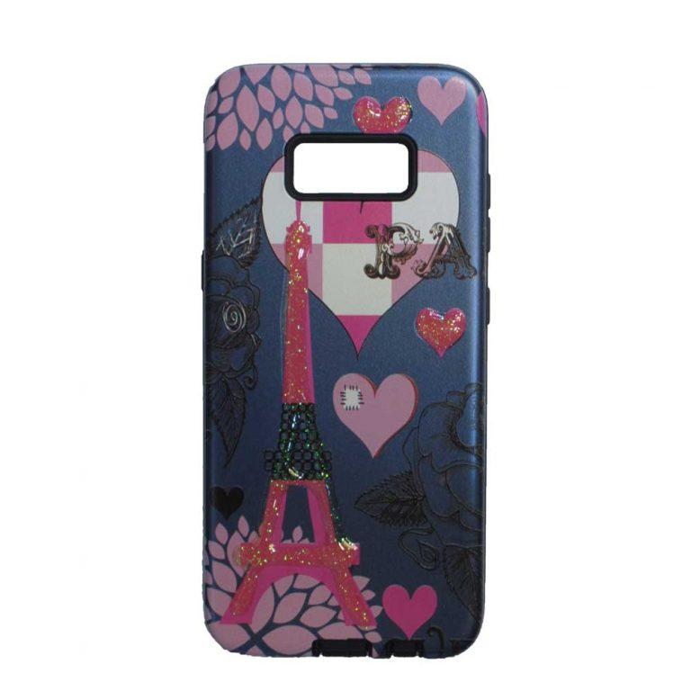 کاور مدل FC4GS8 مناسب برای گوشی موبایل سامسونگ Galaxy S8