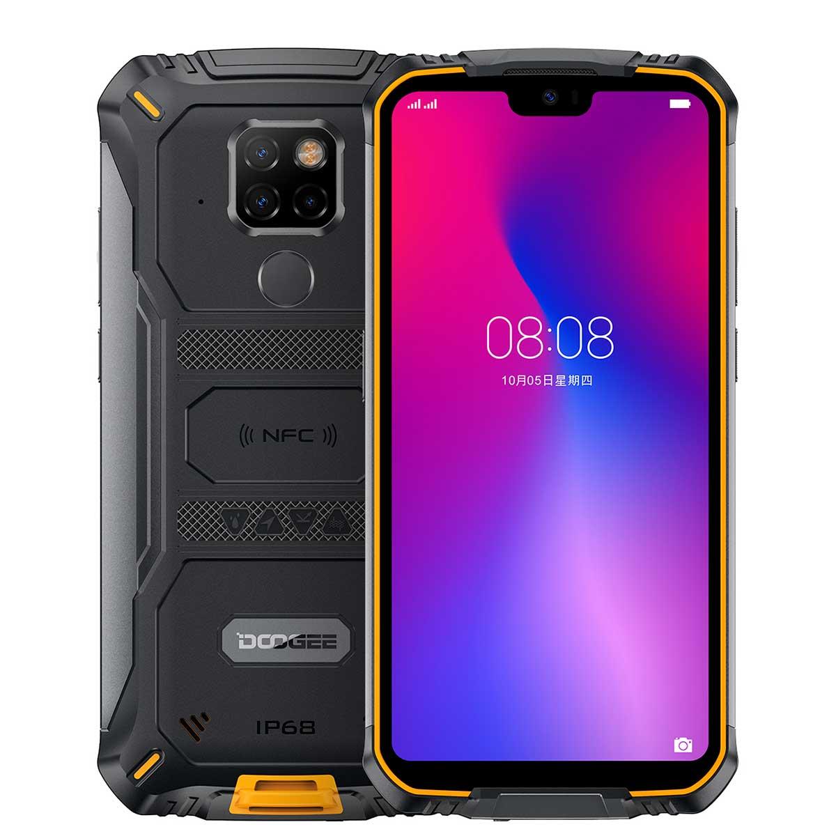 گوشی موبایل دوجی مدل S68 Pro M11T ظرفیت 128 گیگابایت