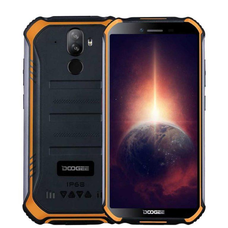 گوشی موبایل دوجی مدل S40 ظرفیت 32 گیگابایت