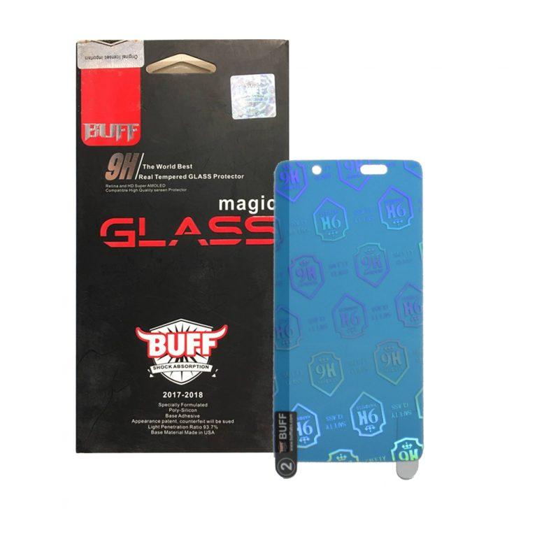 محافظ صفحه نمایش بوف مدل NPBBD50 مناسب برای گوشی موبایل بلک بری Dtek50