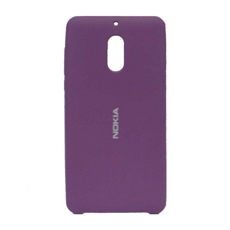 کاور سیلیکونی مدل FCSN6 مناسب برای گوشی موبایل نوکیا 6
