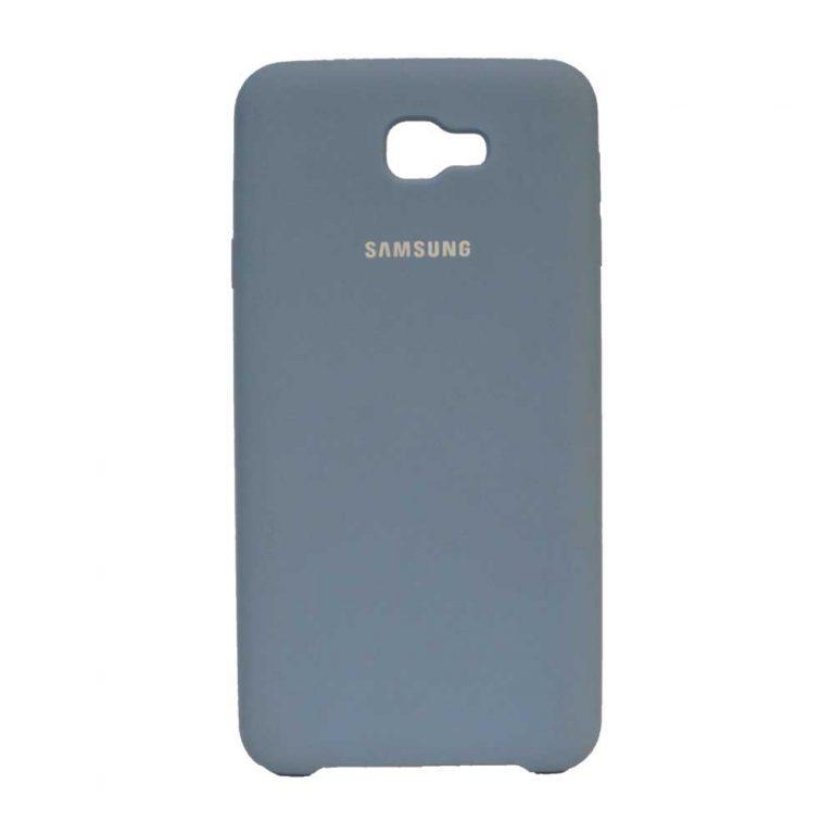 کاور سیلیکونی مدل FCSGJ7PR مناسب برای گوشی موبایل سامسونگ Galaxy J7 Prime