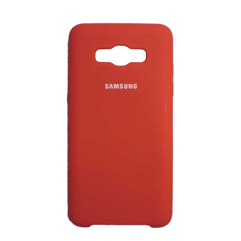 کاور سیلیکونی مدل FCS1GJ5 مناسب برای گوشی موبایل سامسونگ Galaxy J5