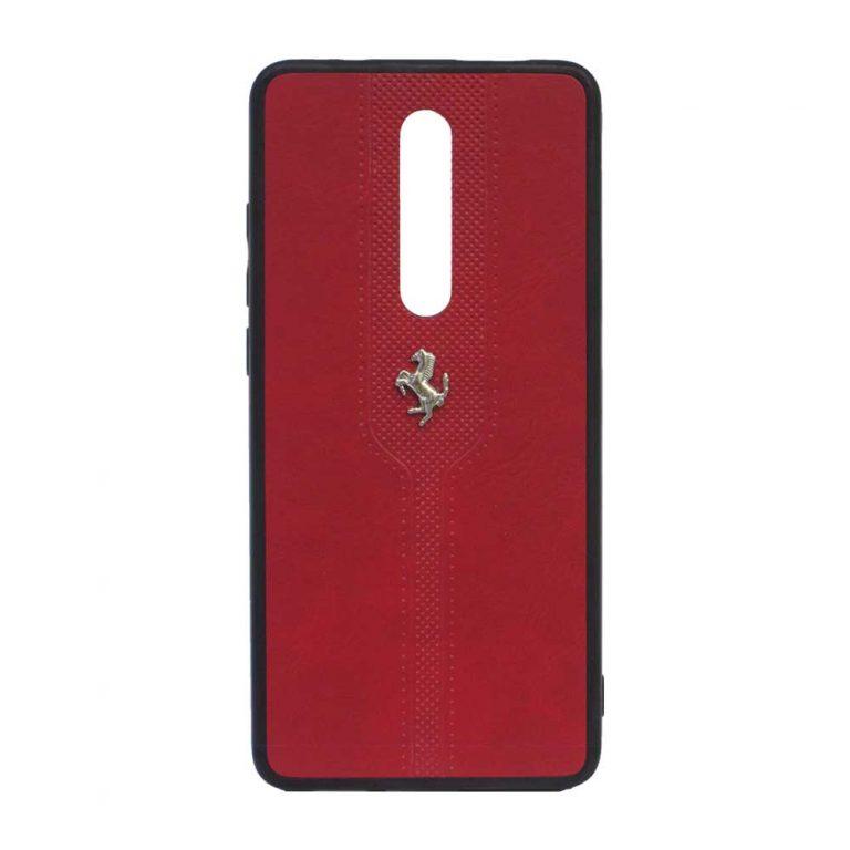 کاور فراری مدل FCFXM9TP مناسب برای گوشی موبایل شیائومی Mi 9T Pro