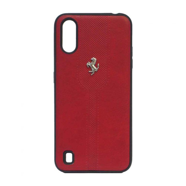 کاور فراری مدل FCFGA01 مناسب برای گوشی موبایل سامسونگ Galaxy A01