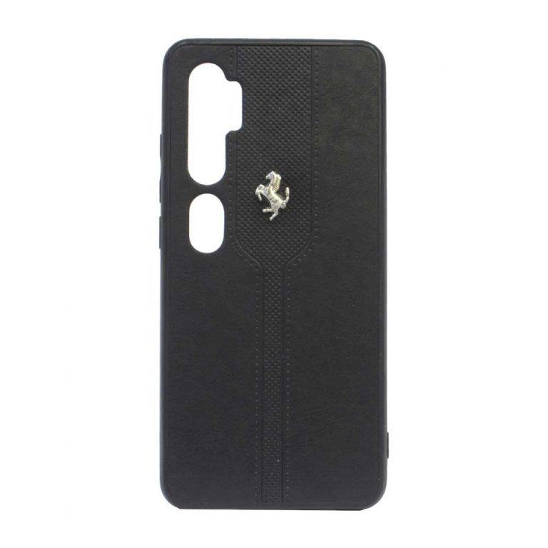 کاور فراری مدل FCFXMN10P مناسب برای گوشی موبایل شیائومی Mi Note 10 Pro