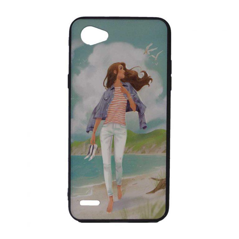 کاور مدل FC6LQ6 مناسب برای گوشی موبایل ال جی Q6