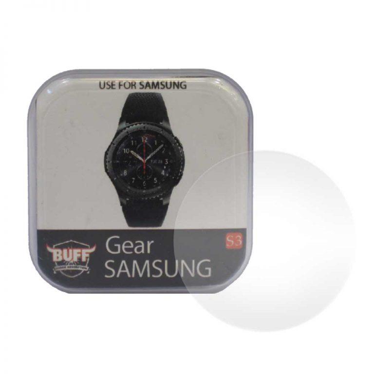 محافظ صفحه نمایش بوف مدل FSPWGS3 مناسب برای ساعت هوشمند سامسونگ Gear S3