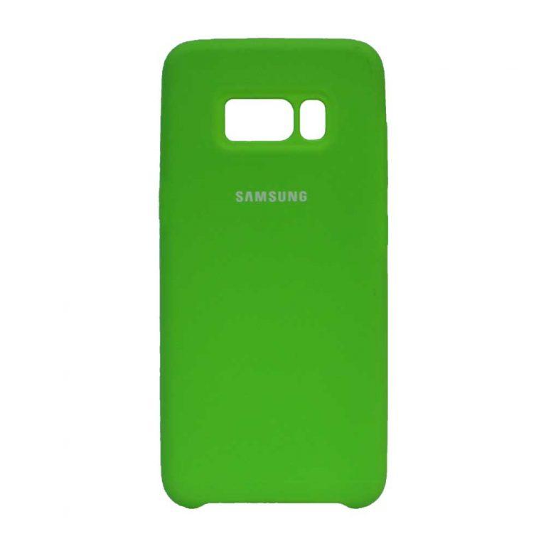 کاور سیلیکونی مدل FCSGS8 مناسب برای گوشی موبایل سامسونگ Galaxy S8