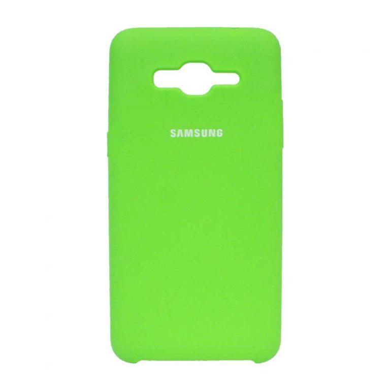 کاور سیلیکونی مدل FCSGGPR مناسب برای گوشی موبایل سامسونگ Galaxy Grand Prime