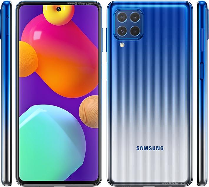 گوشی موبایل سامسونگ مدل Galaxy M62 ظرفیت 128 گیگابایت