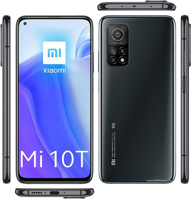 گوشی موبایل شیائومی مدل Mi 10T 5G ظرفیت 128 گیگابایت رم 8 گیگابایت