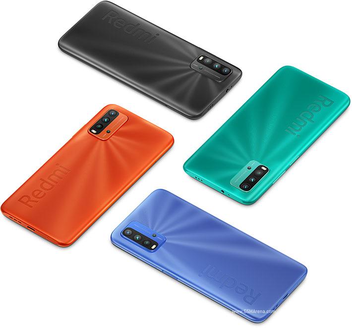 گوشی موبایل شیائومی مدل Redmi 9T ظرفیت 64 گیگابایت رم 4 گیگابایت