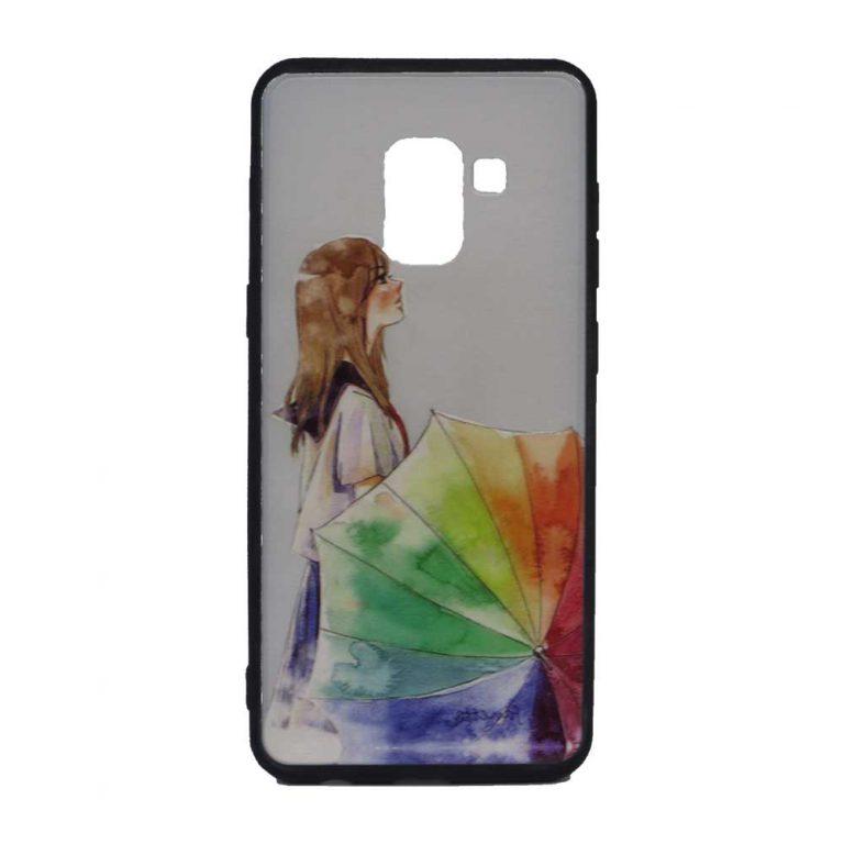 کاور مدل FC3GA518 مناسب برای گوشی موبایل سامسونگ Galaxy A5 2018