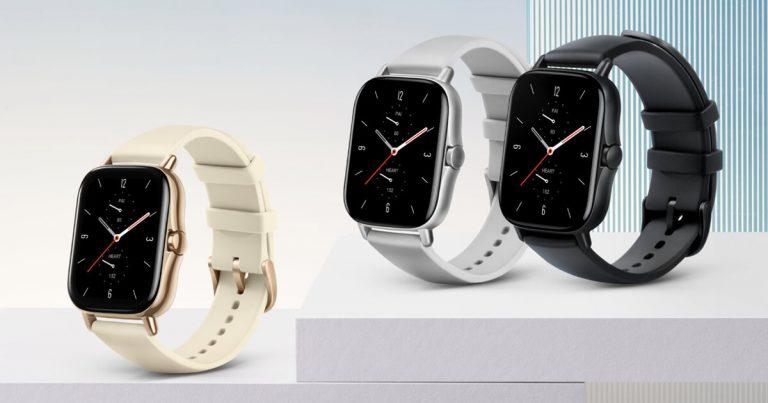 ساعت هوشمند امیزفیت مدل GTS 2