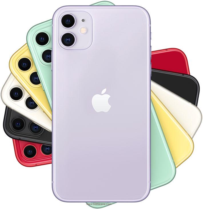 گوشی موبایل اپل مدل iPhone 11 / CH ظرفیت 128 گیگابایت