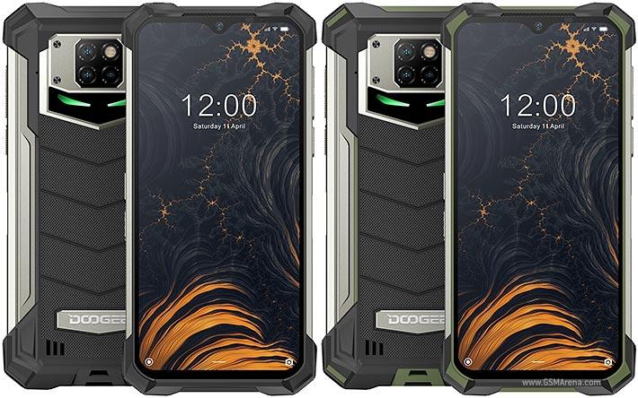 گوشی موبایل دوجی مدل S88 Pro ظرفیت 128 گیگابایت