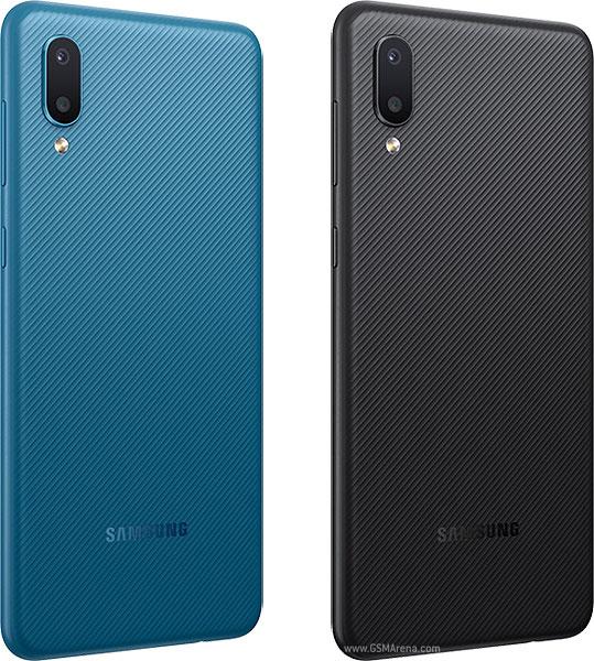 گوشی موبایل سامسونگ مدل Galaxy A02 ظرفیت 64 گیگابایت