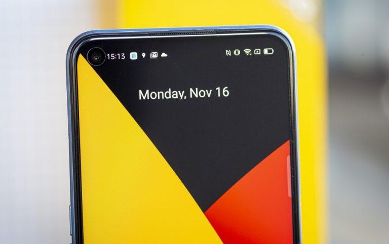 گوشی موبایل ریلمی مدل Realme 7 5G ظرفیت 128 گیگابایت رم 8 گیگابایت