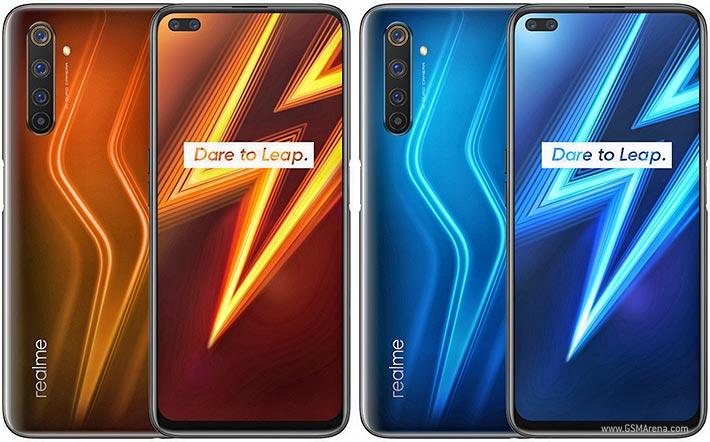گوشی موبایل ریلمی مدل Realme 6 Pro ظرفیت 128 گیگابایت رم 8 گیگابایت