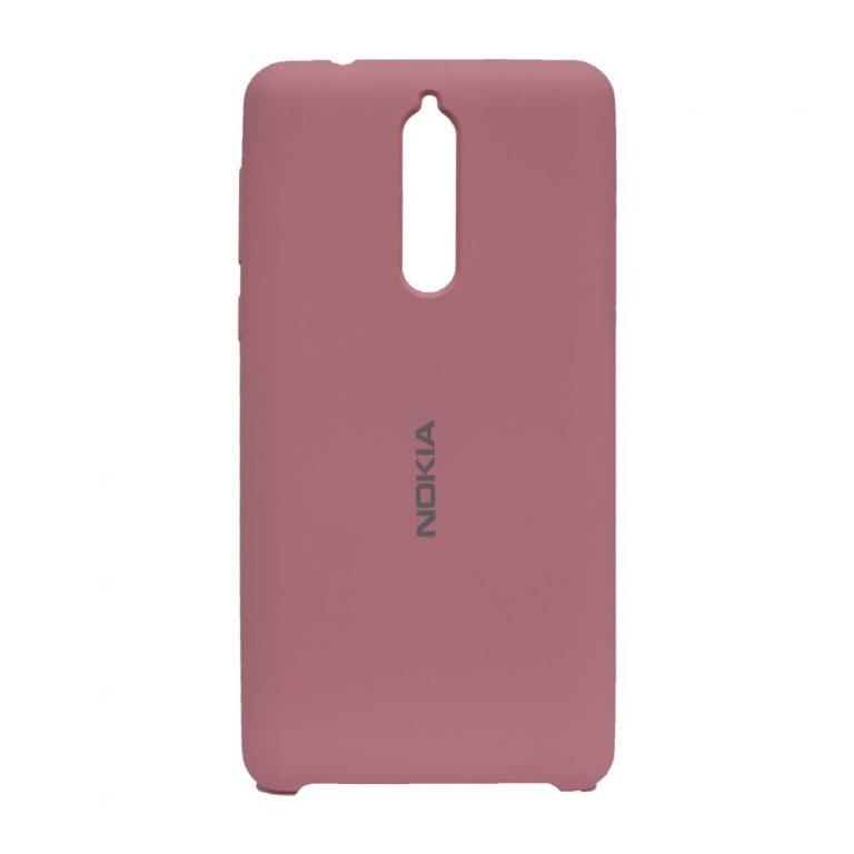 کاور سیلیکونی مدل FCSN8 مناسب برای گوشی موبایل نوکیا 8