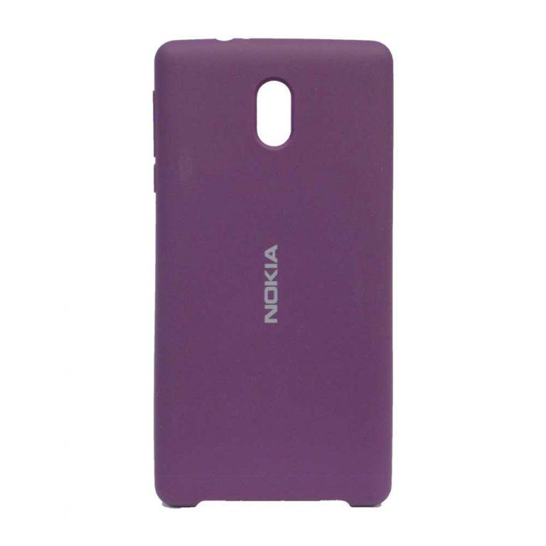 کاور سیلیکونی مدل FCSN3 مناسب برای گوشی موبایل نوکیا 3