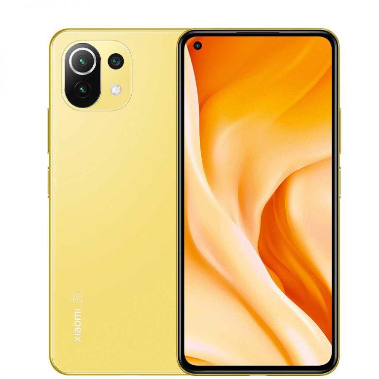 گوشی موبایل شیائومی مدل Mi 11 Lite 5G ظرفیت 128 گیگابایت رم 8 گیگابایت