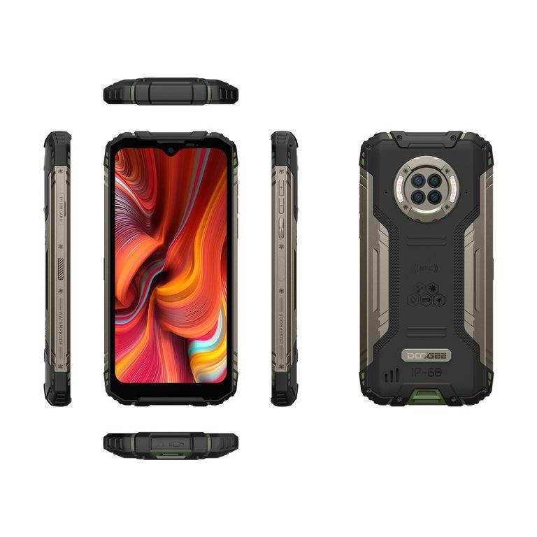 گوشی موبایل دوجی مدل S96 Pro ظرفیت 128 گیگابایت